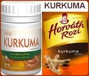 Kurkuma az élhető élet fűszere