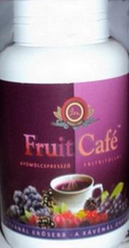 Fruit Café eritritollal